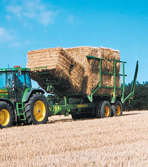 Eclipse Bale Stacker